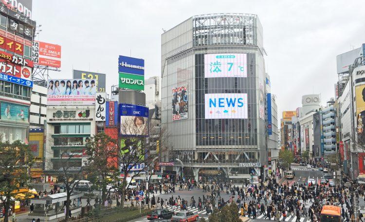 東京・大阪・名古屋などの都市部は通信速度が下がる?