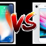 iPhoneXとiPhone8の性能比較!LINEモバイルで使うには